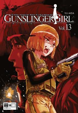 Gunslinger Girl 13
