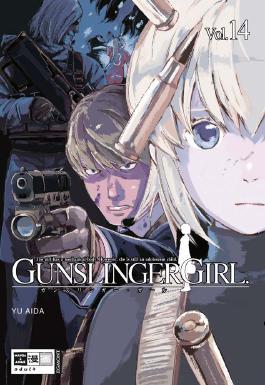 Gunslinger Girl 14