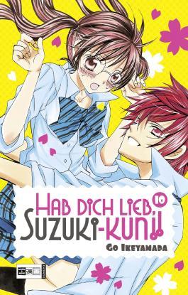 Hab Dich lieb, Suzuki-kun!! 10