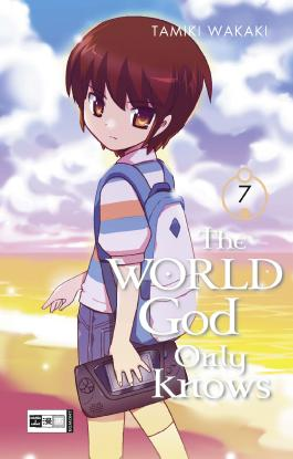 The World God Only Knows 07