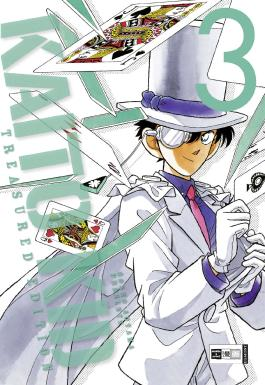 Kaito Kid Treasured Edition 03