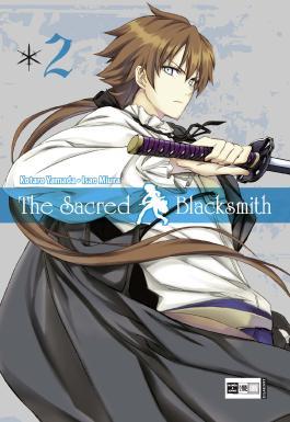The Sacred Blacksmith 02