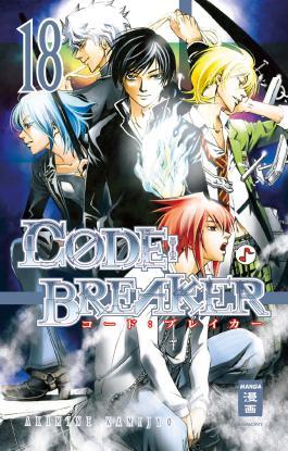 CODE:BREAKER 18