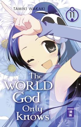 The World God Only Knows 11