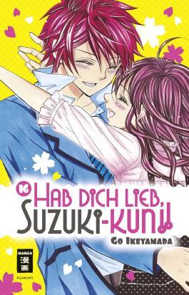 Hab Dich lieb, Suzuki-kun!! 16