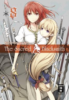 The Sacred Blacksmith 08