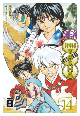 Inu Yasha New Edition 14