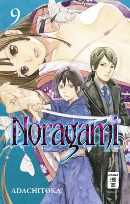 Noragami 09