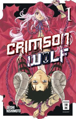 Crimson Wolf 01