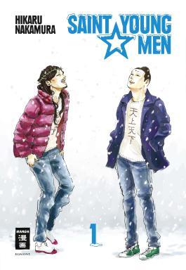 Saint Young Men 01