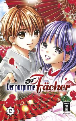 Der purpurne Fächer. Bd.12