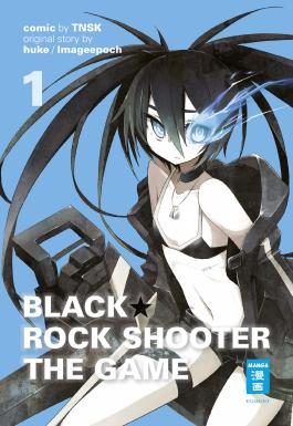 Black Rock Shooter - The Game 01
