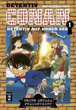 Detektiv Conan - Detektiv auf hoher See 01