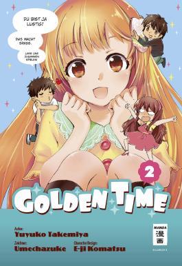 Golden Time 02