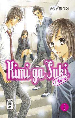 Kimi ga Suki - I luv u 03