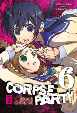 Corpse Party - Blood Covered 06
