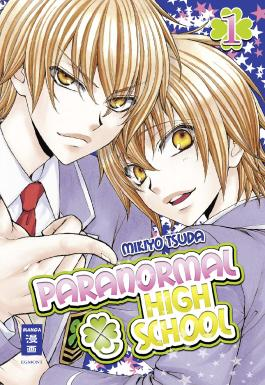 Paranormal High School 01