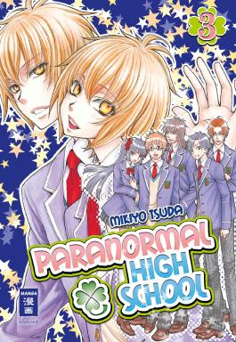 Paranormal High School 03