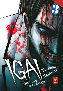 Igai - The Play Dead/Alive 03