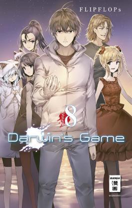 Darwin's Game 08