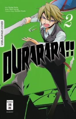Durarara!! 02