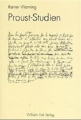 Proust-Studien