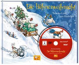 Die Hühnerweihnacht mit DVD