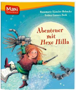Abenteuer mit Hexe Hilla