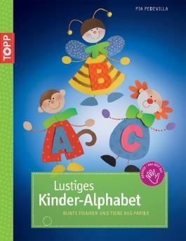 Lustiges Kinder-Alphabet