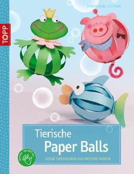 Tierische Paper Balls
