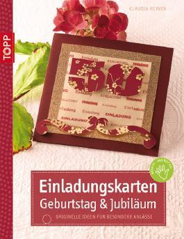 Einladungskarten Geburtstag & Jubiläum