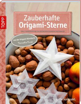 Zauberhafte Origami-Sterne