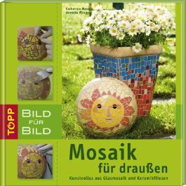 Mosaik für draußen Bild für Bild