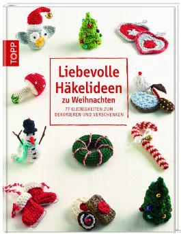 Liebevolle Häkelideen zu Weihnachten