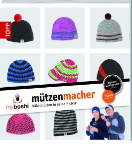 myboshi - Mützenmacher, m. CD-ROM