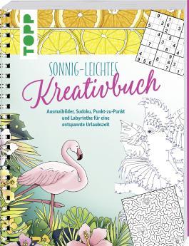 Sonnigleichtes Kreativbuch