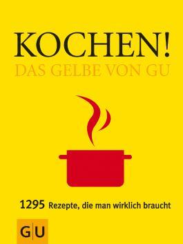 Kochen! Das Gelbe von GU