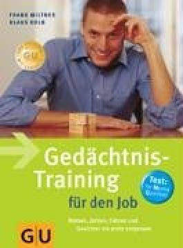 Gedächtnis-Training für den Job: Namen, Zahlen, Fakten und Gesichter nie mehr vergessen. Button: Großer Test: Ihr Memo-Quotient