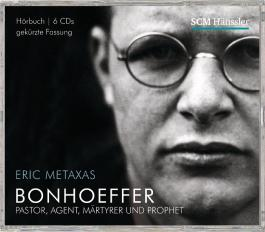 Bonhoeffer - Hörbuch, 5 Audio-CDs