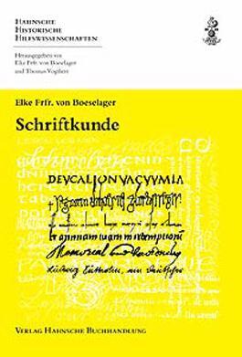 Schriftkunde