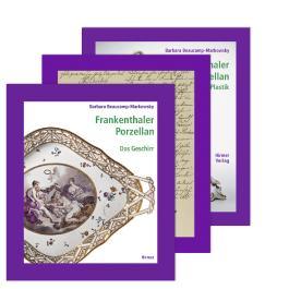 Paket Frankenthaler Porzellan