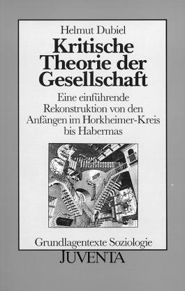 Kritische Theorie der Gesellschaft