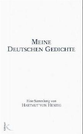 Meine Deutschen Gedichte