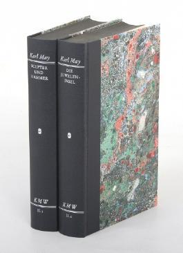 Karl Mays Werke: Historisch-Kritische Ausgabe für die Karl-May-Stiftung / Abteilung II: Fortsetzungsromane / Scepter und Hammer