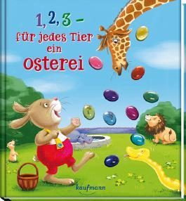 1, 2, 3 – für jedes Tier ein Osterei