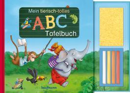 Mein tierisch-tolles ABC-Tafelbuch