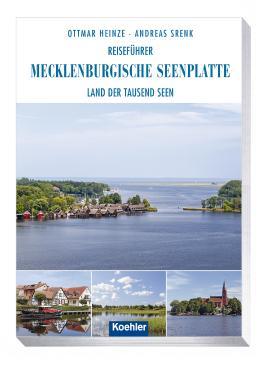 Reiseführer Mecklenburgische Seenplatte