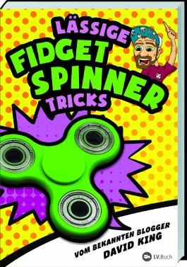 Lässige Fidget Spinner Tricks