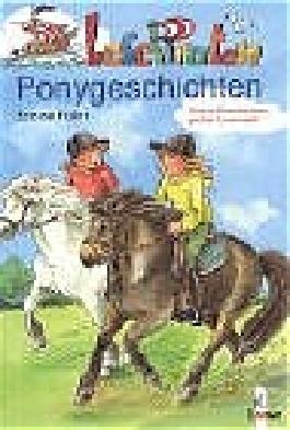 Lesepiraten - Ponygeschichten