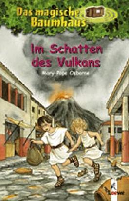 Das magische Baumhaus - Im Schatten des Vulkans